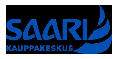 Saaren_logo sivun yläosaan.